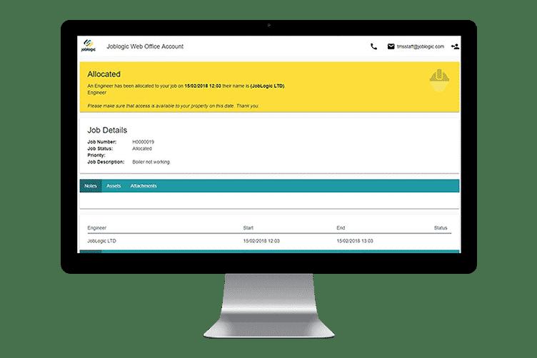 Customer Notifications Software