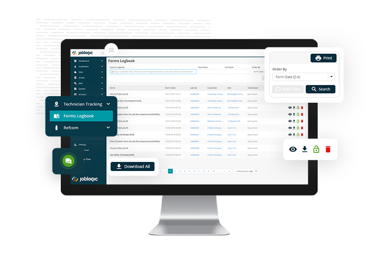 Mobile Forms Software
