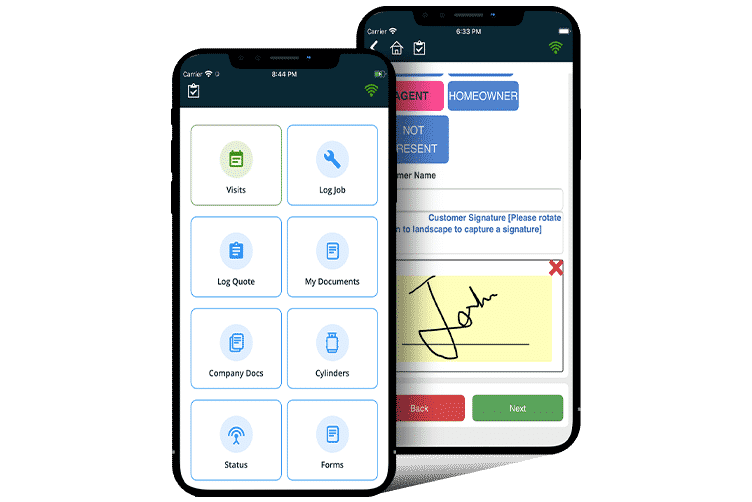 Software for Mobile Forms