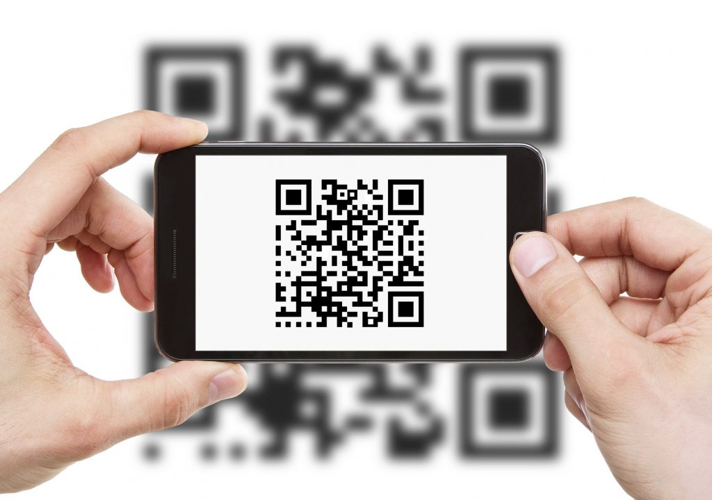 QR code asset tagging software joblogic