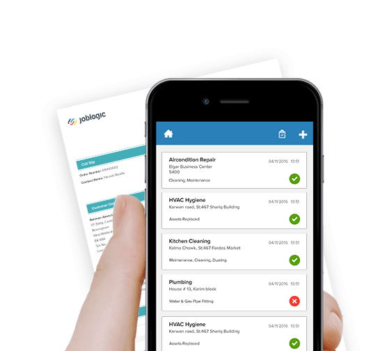 Field Service Invoicing Software