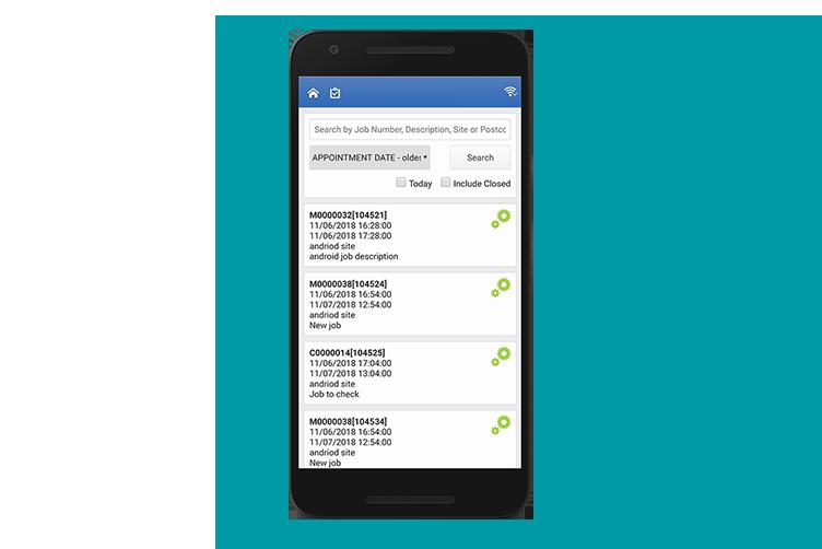 Mobile Engineer App Software - Joblogic