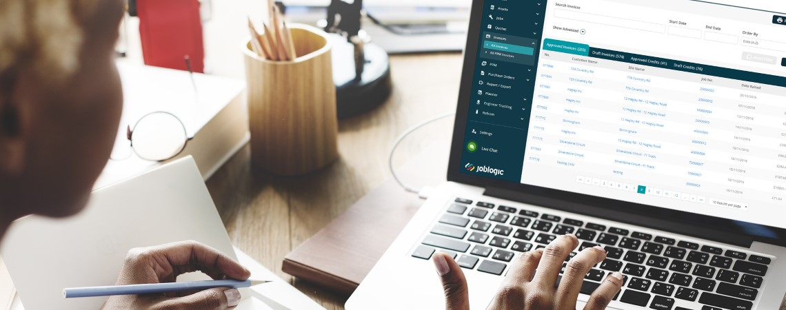 Managing your invoices