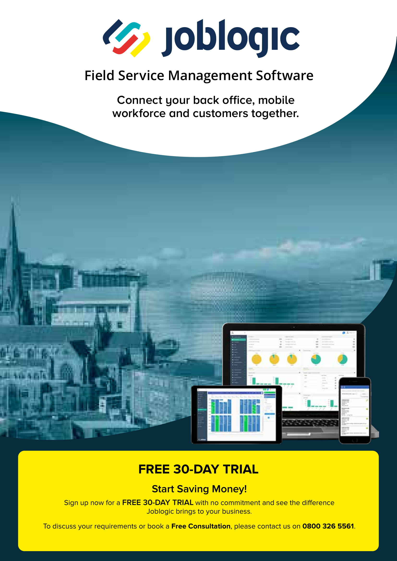Brochure - Service Management Software | Joblogic