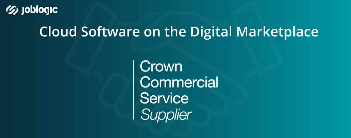 Cloud software on the Digital Marketplace title