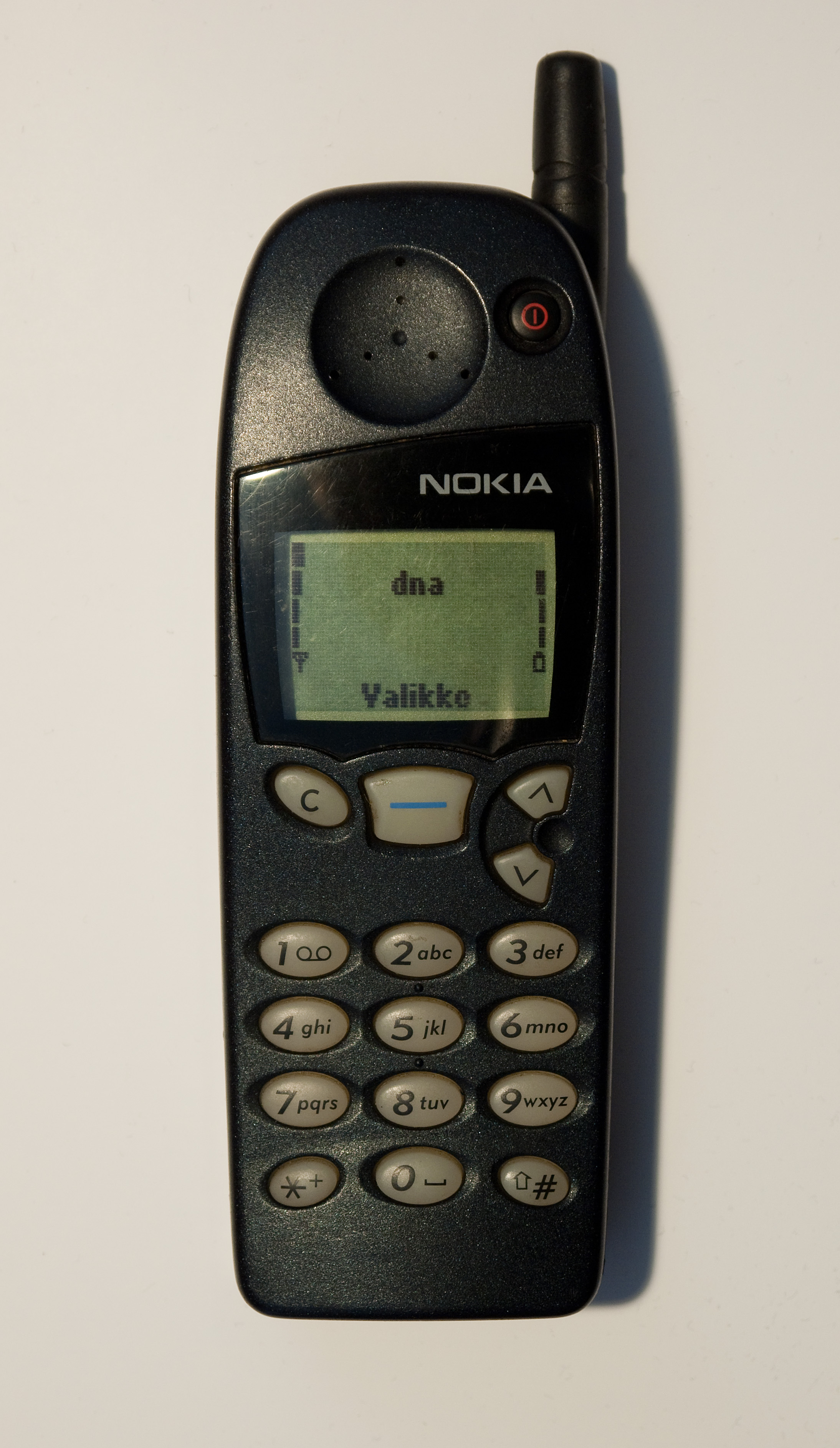 Nokia 5110 phone model