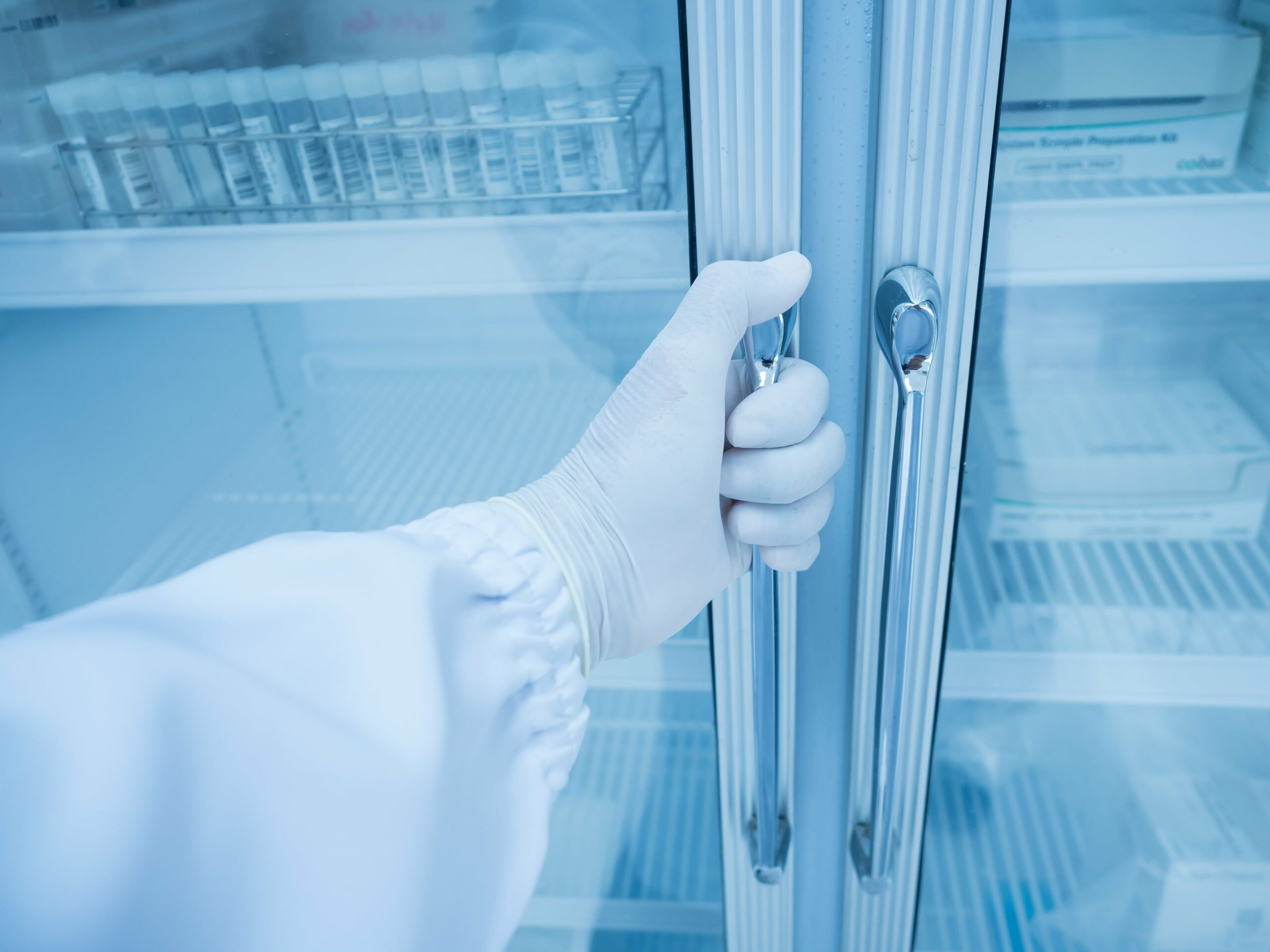 Refrigerated vaccines