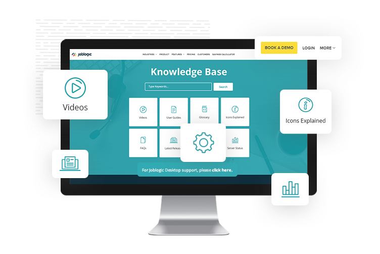 Joblogic's Knowledge Base