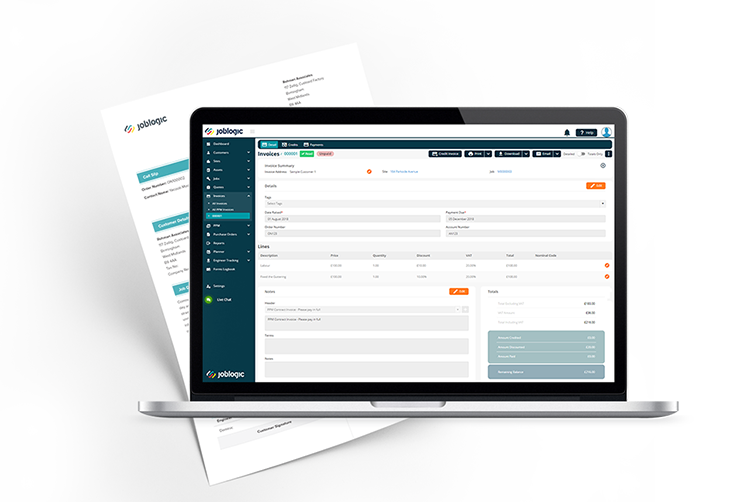 Covid-19 consolidated invoicing