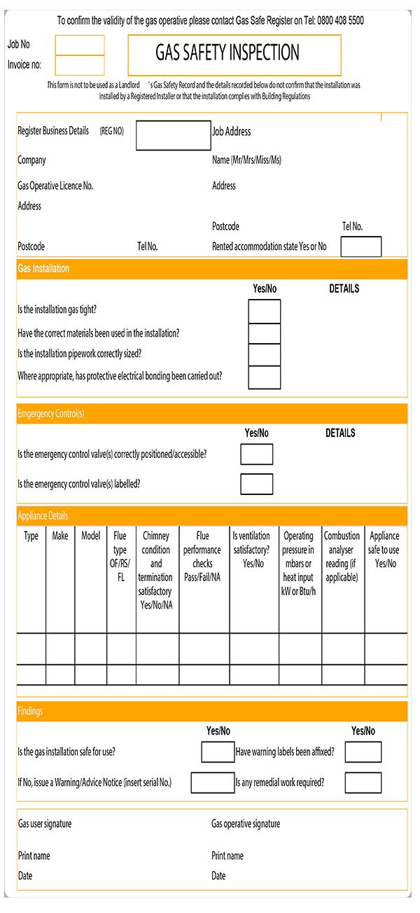 Eform Certificate