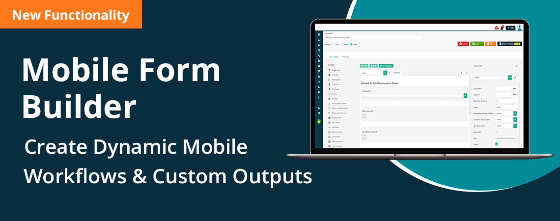 Mobile Form Builder