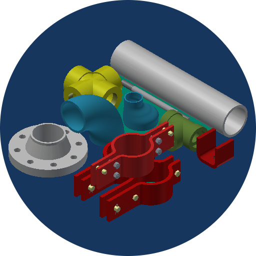 Pipe and Fitting - Best Plumbing Apps