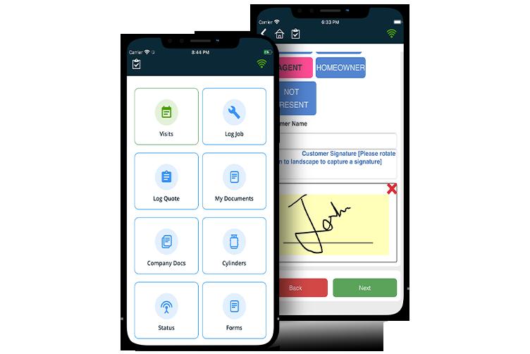 Joblogic Mobile App - Best Electrician Apps