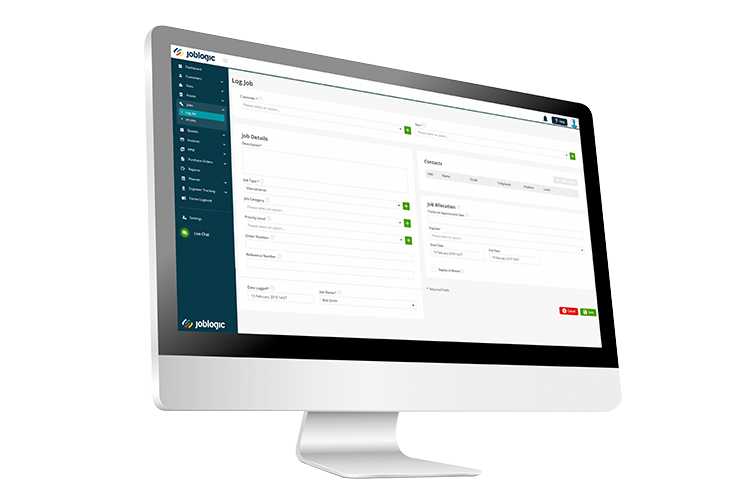 Field Service CRM Software
