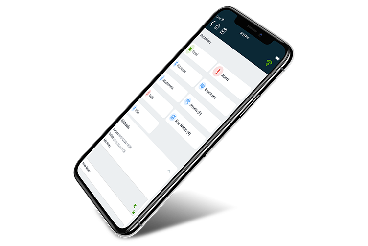 Mobile Forms App