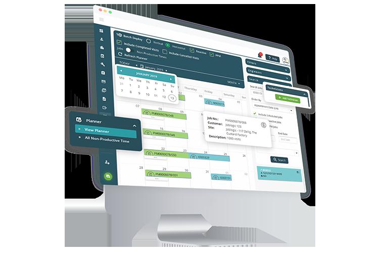 Service Scheduling Software