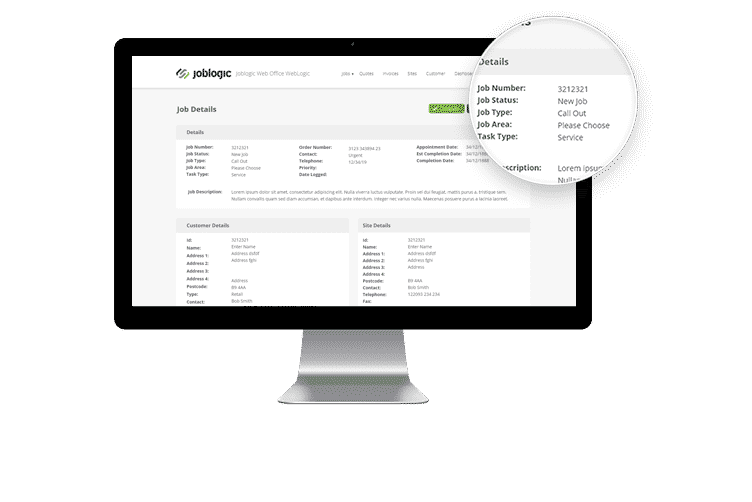 Software Customer Portal