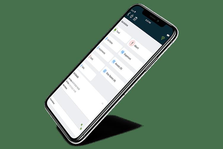 Job scheduling app
