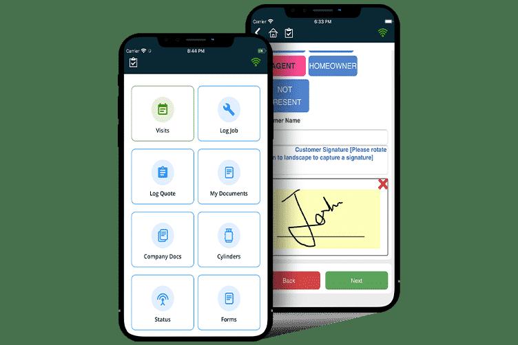 Mobile App Form Builder