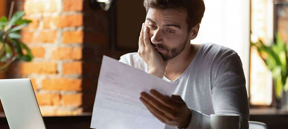 Man confused by VAT reverse charge