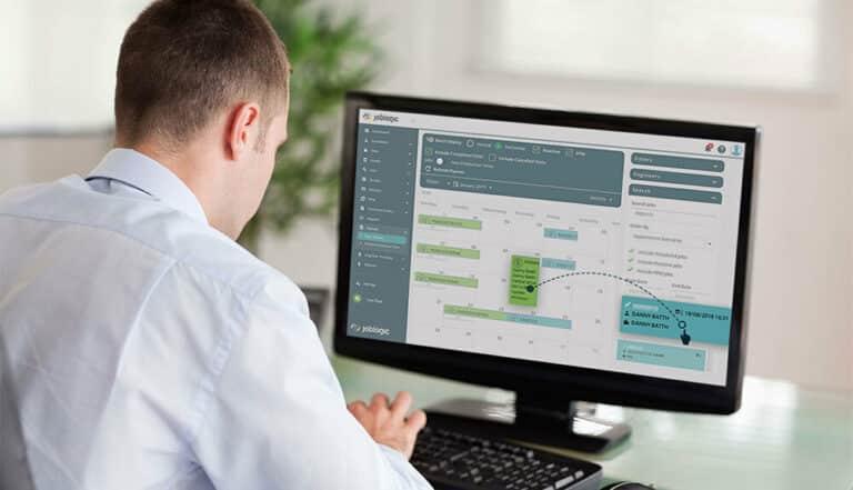 Joblogic software