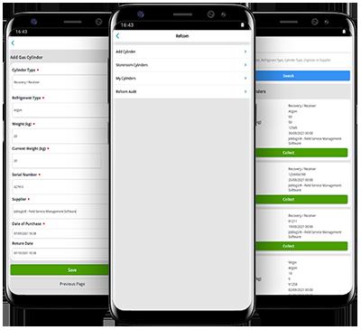 Refcom mobile module