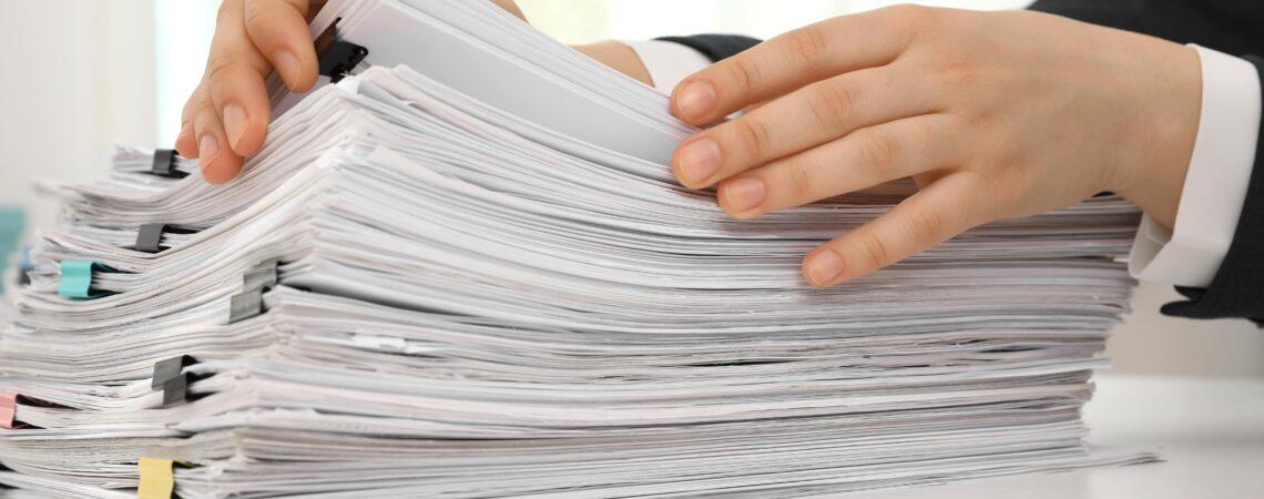 IR35 paperwork