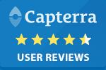 Capterra Reviews Badge